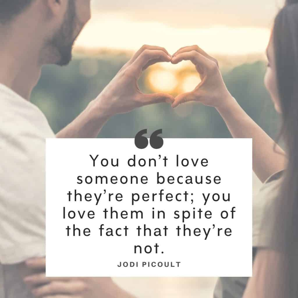 Jodi Picoult quote about marriage