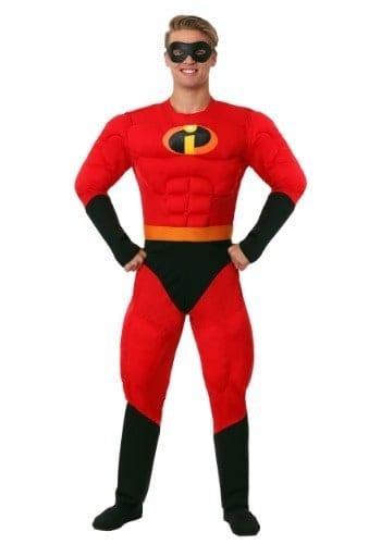 Disney The Incredibles: Mr. Incredible costume