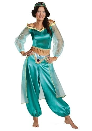 Women's Aladdin Jasmine costume