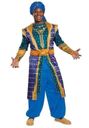 Aladdin adult genie costume