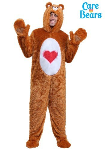Care Bears Tenderheart bear costume