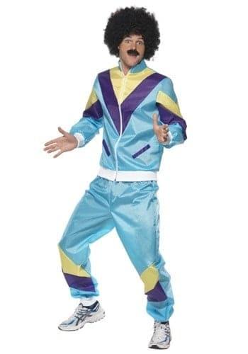 Men's 80s costume