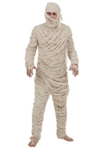 Egyptian mummy costume for men