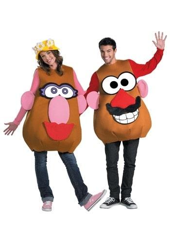 Mrs / Mr Potato Head costume for adults