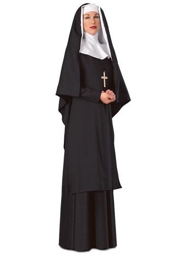 Replica nun's costume