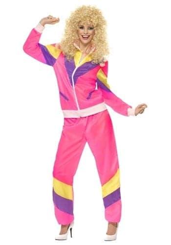 Women's 80s costume