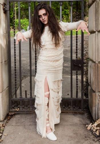 Mummy women's costume
