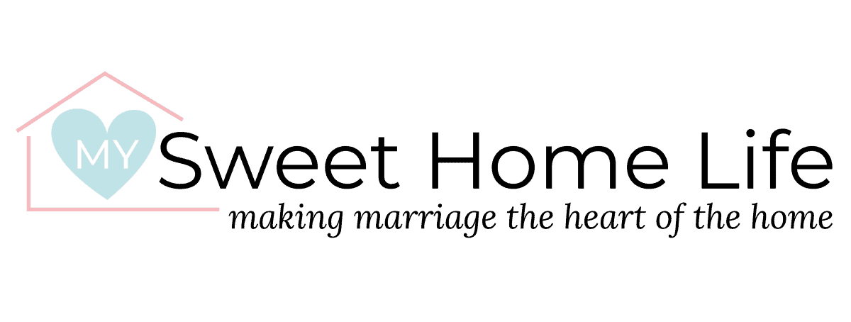 My sweet home life: making marriage the heart of the home logo